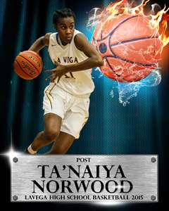 Ta'Naiya Norwood Mug Shot